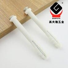 10 шт m6 m8x50 расширительный винт пластиковая Расширительная