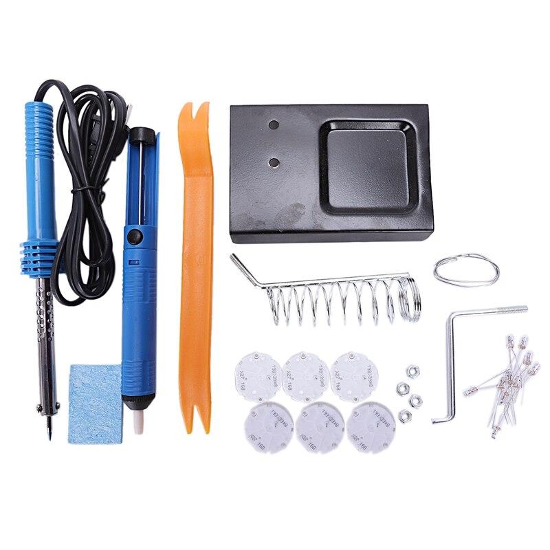 Aramox Gauge Instrument Cluster Repair Kit x27 168 Stepper Motor 10 Bulbs