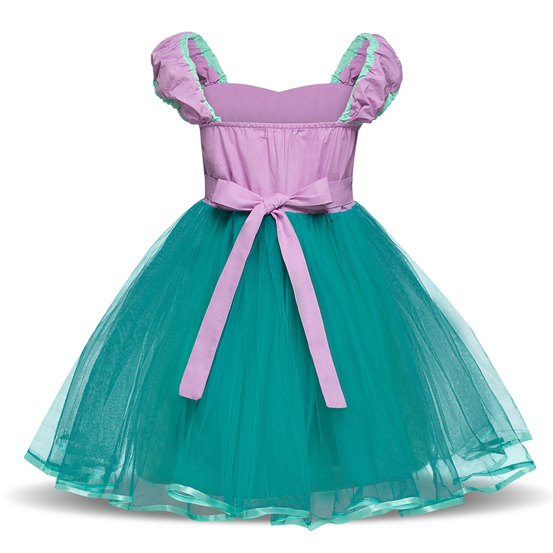 H3d92a6668c0c4762803eb0b1d8a6e2f6a Infant Baby Girls Rapunzel Sofia Princess Costume Halloween Cosplay Clothes Toddler Party Role-play Kids Fancy Dresses For Girls
