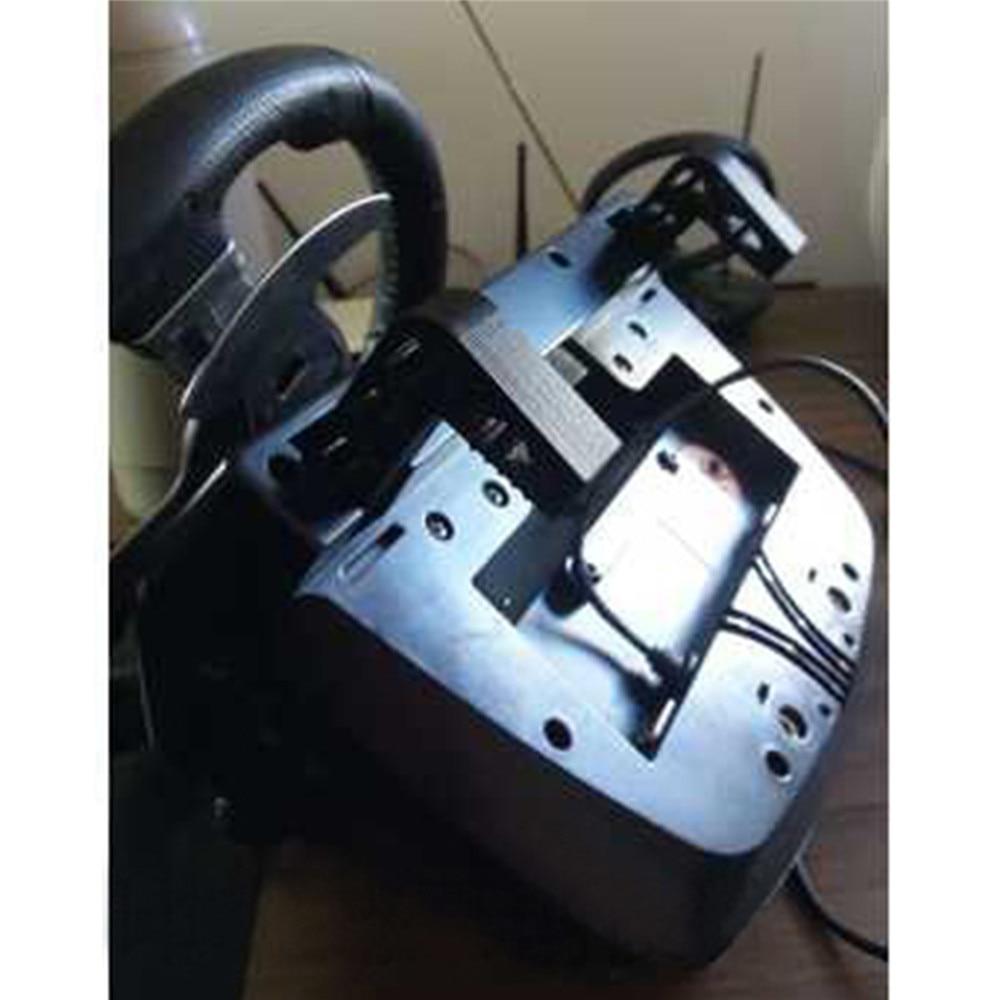 Крепежный зажим кронштейн крепление для Logitech G25 G27 G29 движущая сила гоночный руль системы замена аксессуары