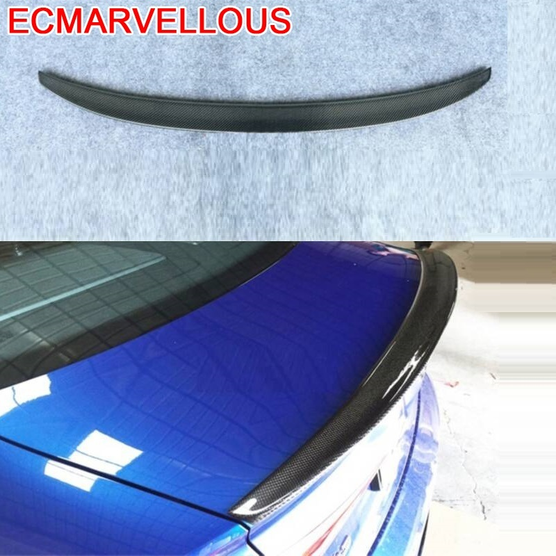 Exterior Auto Decorative Wing Modification Accessory Upgraded Decoration Automovil Car Styling Modified Spoilers FOR Audi A3