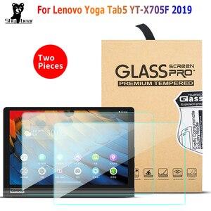 Защитная пленка для экрана 2019, Новый lenovo Yoga Tab5 Tab 5, YT-X705F, защита от царапин, защитный чехол из закаленного стекла