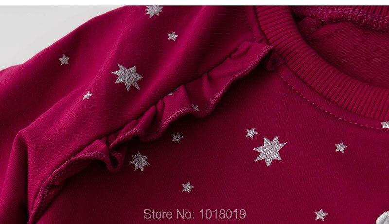 H3d9390b332eb4fb29a330c4811d0baa1t Kids Hoodies Outerwear Bebe Girls s Fleeces Sweatshirt Baby Girl Clothes Sweaters 100% Interloop Cotton t shirts Cartoon Tees