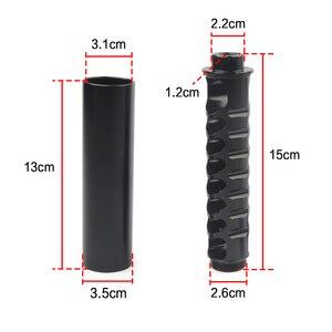 Image 2 - Filtr paliwa samochodowego spirala 1/2 28 lub 5/8 24 pojedynczy rdzeń tytanowy filtr paliwa samochodowego z rurką do NAPA 4003 WIX 24003 tylko do użytku samochodowego