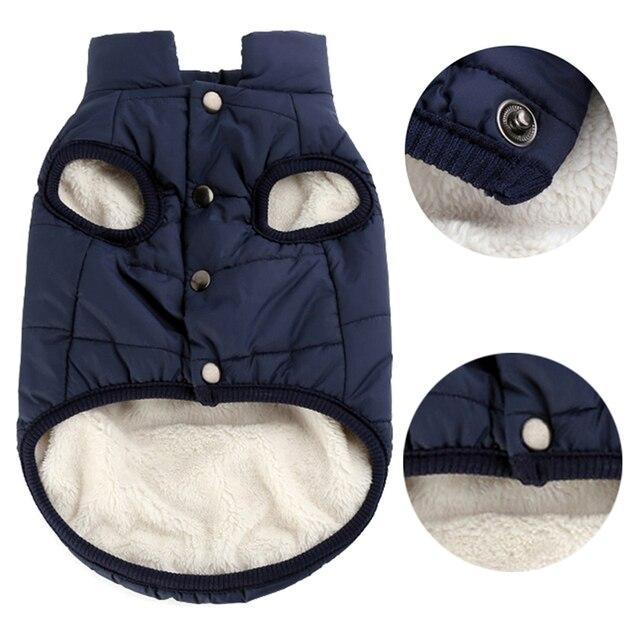 Купить winter pet jacket coat clothes for dogs winter clothing warm картинки цена