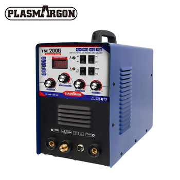цена IGBT TIG/MMA Welder AC/DC Square-wave Inverter 200A Welding For Aluminum, Stainless Steel, Carbon, Copper TSE200G онлайн в 2017 году