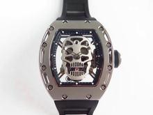Męskie zegarki DZ Richard automatyczne zegarki na rękę Top marka RM 1 1 sam zegarek męski zegar luksusowy prezent wodoodporny Relogio Masculino tanie tanio CHUHAN 5Bar CN (pochodzenie) Klamra Limitowana edycja Mechaniczna Ręka Wiatr Automatyczne self-wiatr 12inch Tytanu Szafirowe