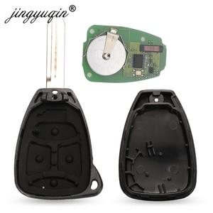 Image 5 - jingyuqin 10X 315MHz KOBDT04A Remote key Fob Control for Dodge Dakota Durango Charger fit Jeep Grand Cherokee Chrysler 300 3/4B