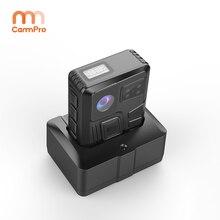 CammPro M852 Ambarella A12 HD1296P nowy wodoodporny IP67 kamera do noszenia przy ciele wytrzymałe ciało kamera policyjna