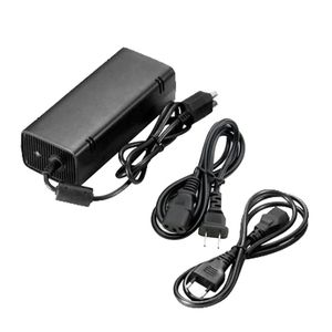 AC 100-240V Adapter Power Supply- Charger Cable for X-BOX 360 Slim Charger With WXTB