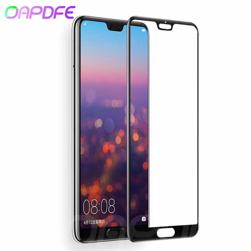 9D Tempered Glass on the For Huawei P20 Pro P20 Lite Plus P Smart Nova 5 5i 4 4E 3 3i 3E Screen Protector Protective Glass Film