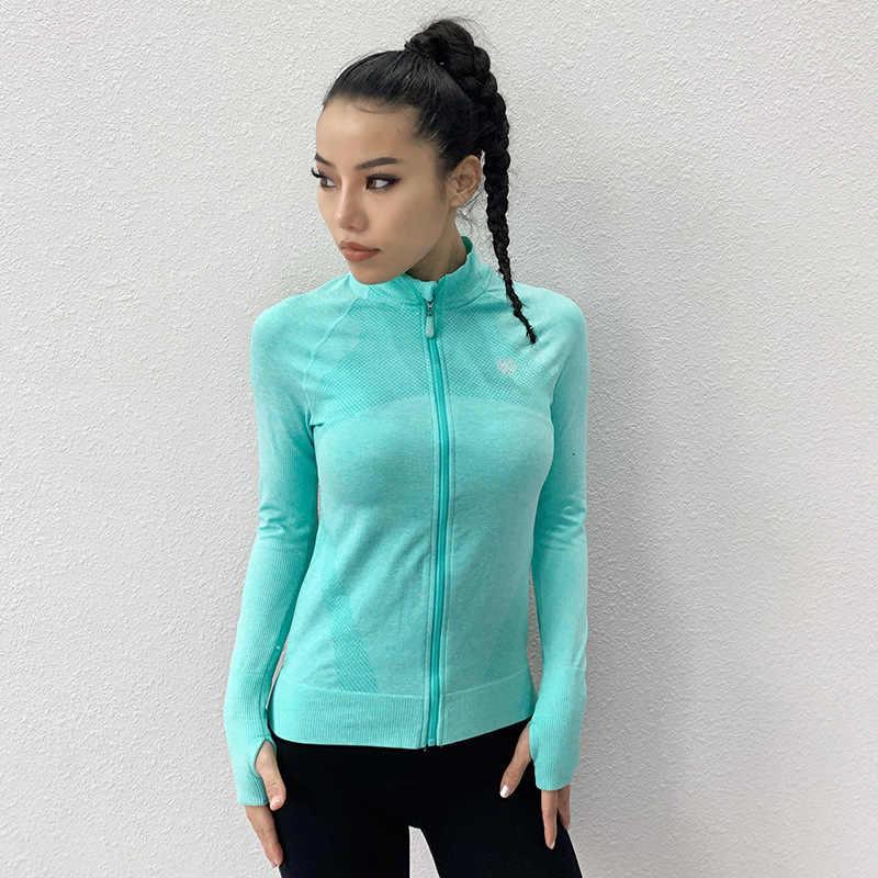 PRYDYC Sportswear Sport Top Long Sleeve women's fitness shirt Running Yoga Top Fast Dry Clothes Sports T-shirt Gym Tank  Female