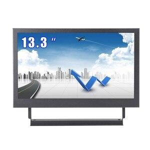 13.3 15.6 inch portable computer monitor pc hdmi vga for PS3 PS4 Xbox360 HD LCD 10.1 11.6