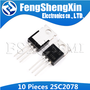 Image 1 - 10 Stks/partij 2SC2078 C2078 E Power Transistors 220