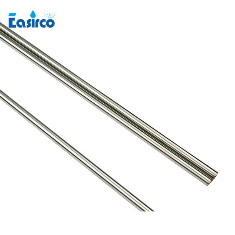 """Easirco een meter pc 3/8 """"rvs pijp met groef speciale ontwerp voor snel aansluiten connector-in Wateraansluitingen voor de tuin van Huis & Tuin op  Groep 1"""