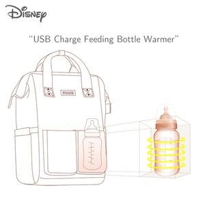 Image 3 - Yeni Disney Minnie Mickey bebek bezi çantası sırt çantası mumya annelik bebek çantası büyük kapasiteli bebek bezi değiştirme çanta düzenleyici