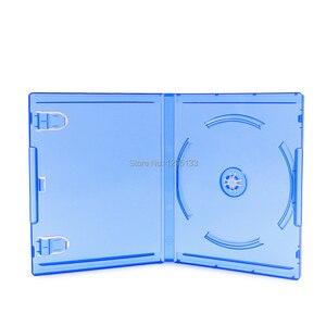 Image 4 - 10 ソニーの PS4 プレイステーション 4 ブルー用交換ケース OEM ボックス 4 プロスリムブルーレイディスク