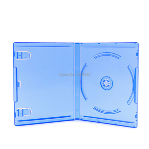 Image 4 - 10 for Sony PS4 PlayStation 4 Blue Replacement Game Cases OEM Box for Play Station 4 Pro Slim Blu ray Disc