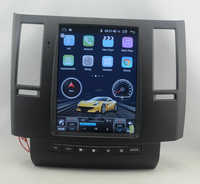 """10.4"""" Vertical Octa core Android 8.1 Car stereo GPS navigation for Infiniti FX35 FX45 2003-2005 support DSP carplay"""