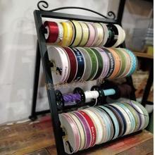 Креативные Новые кованые ленты рамки цветочный магазин упаковочные материалы ленточный стеллаж для хранения ленточный каркас