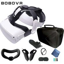 BOBOVR M2 Adjustable Halo Strap For Oculus Quest 2 Gravity Dispersion Comfortable Strap for Oculus Quest2 VR Headset Accessories