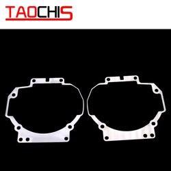 TAOCHIS adapter ramy do stylizacji samochodów Hella 3r 3 soczewki projektora modernizacji dla TOYOTA CAMRY V40 2006-2009