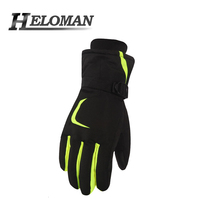 Warm Skiing Glove Winter Touch Screen Cycling Glove Thickening Cold proof Waterproof Windbreak Cotton Glove MTB Bicycle Gloves