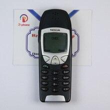 Téléphone dorigine Nokia 6210 2G GSM 900/1800 débloqué téléphone utilisé