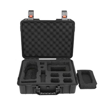 Waterproof Suitcase Handbag Explosion Proof Carrying Case Storage Bag Box for DJI Mavic 2 Pro Drone Accessories M5TB цена 2017