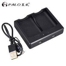 Светодиодное двойное зарядное устройство PALO NP BX1 NP BX1 NPBX1 для Sony cyber shot DSC HX50V HX300 RX1 RX100 II WX300 HDR AS10 AS15 AS30V AS100V