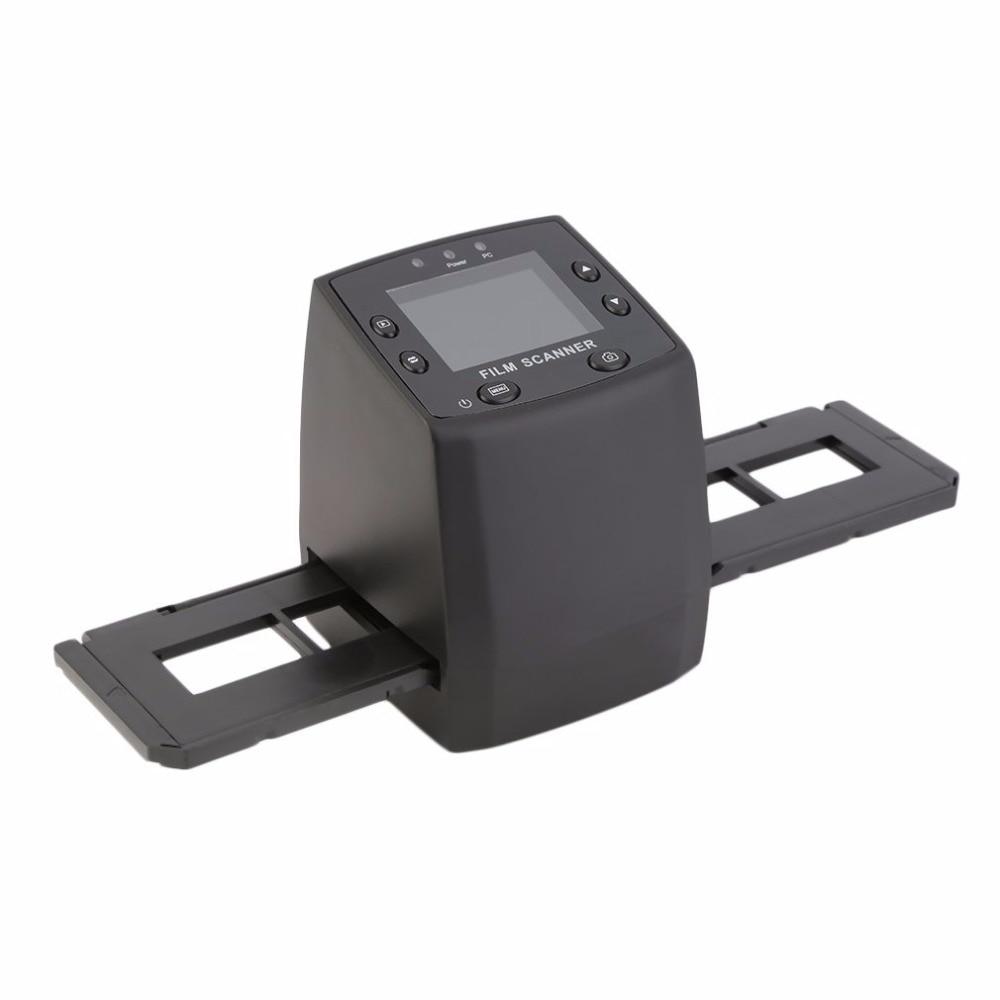 usb negativos slides foto digitalização portátil conversor