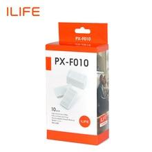 ILIFE V55 Pro V5s Pro V3s Pro 10Pcs Filter Pack Spare Parts Replacement Kit PX F010