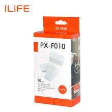 ILIFE V55 プロ V5s プロ V3s プロ 10 個フィルターパックスペア部品交換キット PX F010