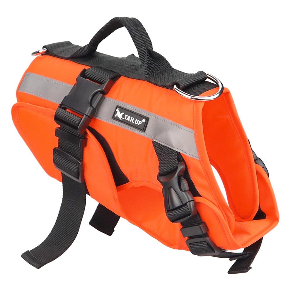 Спасательный жилет для домашних питомцев, защитная одежда для улицы, спасательный жилет для купания, для маленьких, средних и больших собак