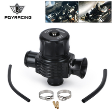 Turbo Diverter Dump Blow Off Valve Dual Port With Horn For VW MK4 Golf Polo GTI 1.8T Saab Turbo PQY5744BK