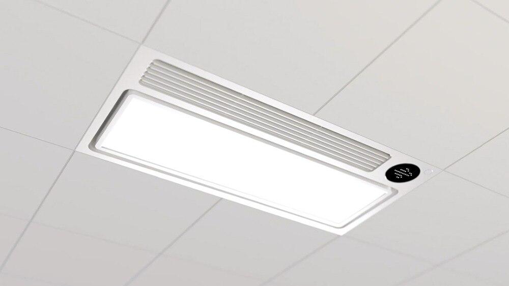 2019 nova yeelight inteligente 8 in1 led banho aquecedor pro luz de teto luz de banho para mihome app controle remoto para banheiro - 3