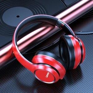 Image 4 - Lenovo HD200 bezprzewodowe słuchawki Bluetooth 5.0 zestaw słuchawkowy Subwoofer sport Running zestaw słuchawkowy Unisex redukcja szumów połączenie wideo