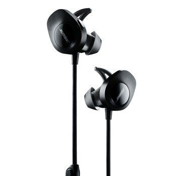 Bose SoundSport Wireless Bluetooth Headphones Sweatproof Earphone Sport Headset Smart Bass Earbuds In-line Control with Mic Electronics Wireless Earphones