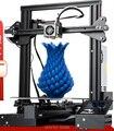 3D Ender-3 Pro 3d принтер обновленная Магнитная пластина для сборки  печать с отказом в питании  DIY набор  источник питания