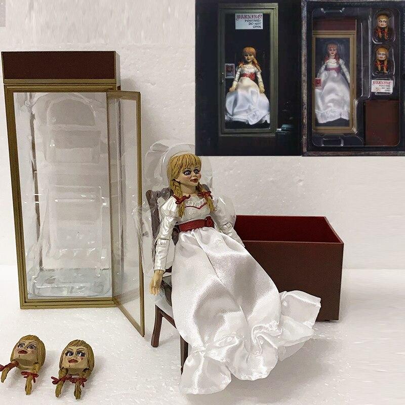 Original NECA Figure Annabelle Figure Annabelle Comes Home Action Figures Annabelle Figures Toy