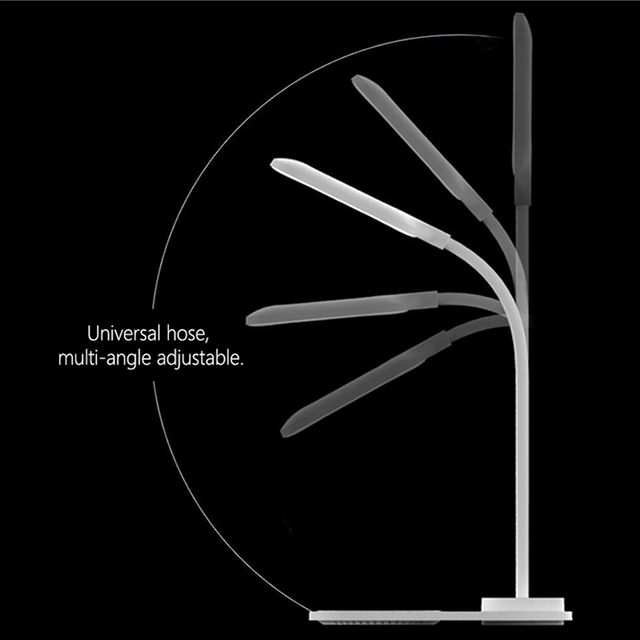 10W Quick Wireless Charging for iphone 11 X Xs XR Xs Pro max 8 8p Wireless Charger Eye Protect Table Lamp Desk for Samsung S20