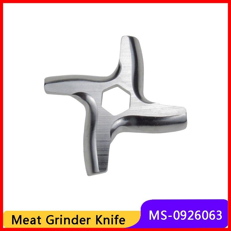 Knife For Meat Grinder MS-0926063 Mincer Knives Spare Parts For Moulinex Starwind Scarlett Vitek Polaris Magnit Dawoo Bork