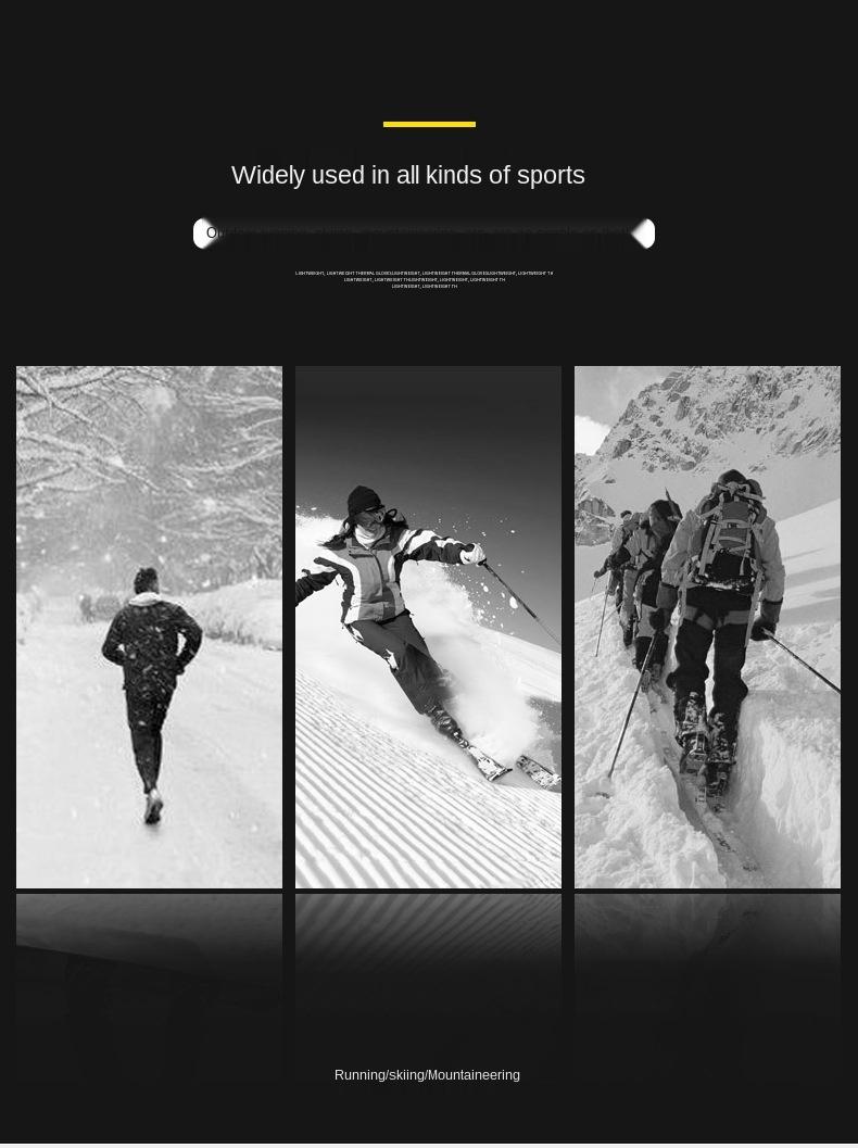 Длинные перчатки для езды на велосипеде зимние гелевые теплые