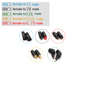 Image 4 - Mini MMCX to 0.78 IE80 IM A2DC EXK QDC JH Headphone Pin Transfer for IE80/IM50/LS50/EX1000 T1120