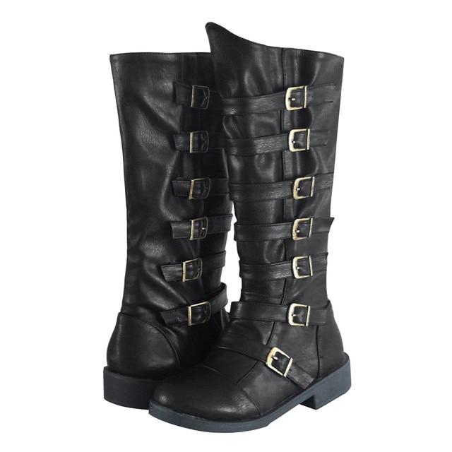 Knight Biker Boots 2
