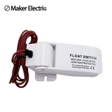 Automatic Electric Bilge Switch DC 12V 24V 32V  For  Boat Bilge Pumps