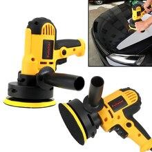 Velocidade ajustável carro elétrico polisher 220v 3700rpm acessórios do carro 700w máquina de polimento automático lixar ferramentas de depilação