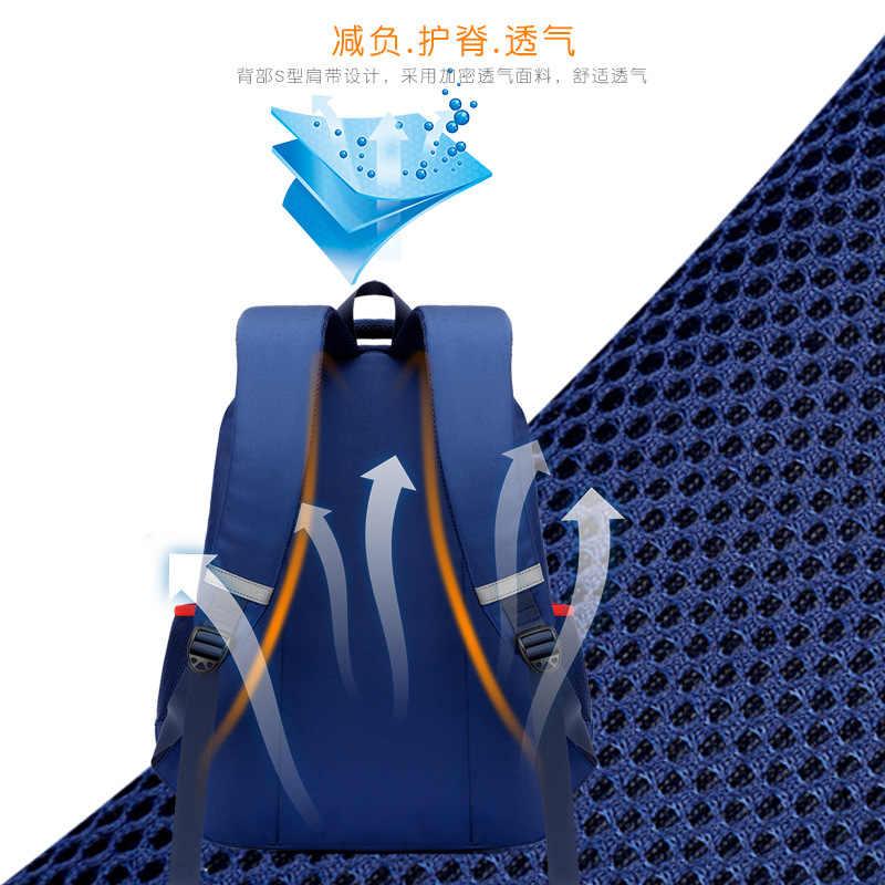 Waterproof Children School Bags Boys Girls Orthopedic school Backpacks kids schoolbags kids Satchel Knapsack Mochila escolar