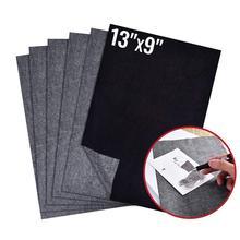 Carbon-Paper Painting Reusable Black/blue Double-Sided A4 10pcs/Set