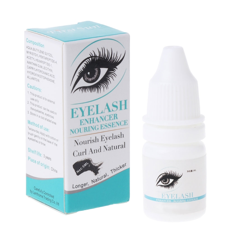5ml Powerful Eyelash Growth Liquid Serum Enhancer Eye Lash Longer Thicker